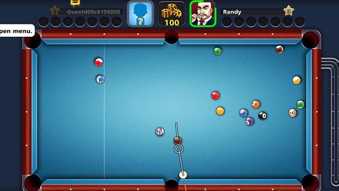 autorska metoda uzyskiwania złoto w 8 Ball Pool za darmo