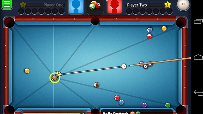 zobacz jak wygląda nasz poradnik do gry 8 Ball Pool i graj jak mistrz
