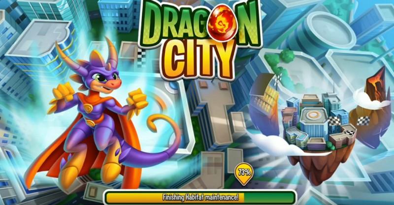autorska metoda uzyskiwania gemow w Dragon City za darmo
