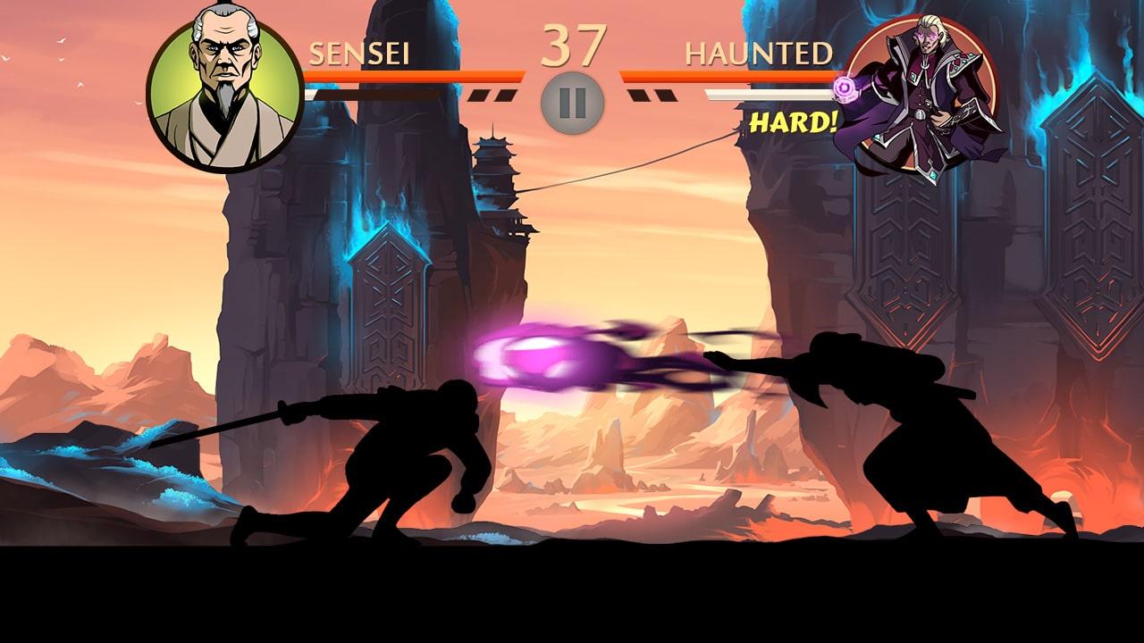 autorska metoda uzyskiwania gemow w Shadow Fight 2 za darmo